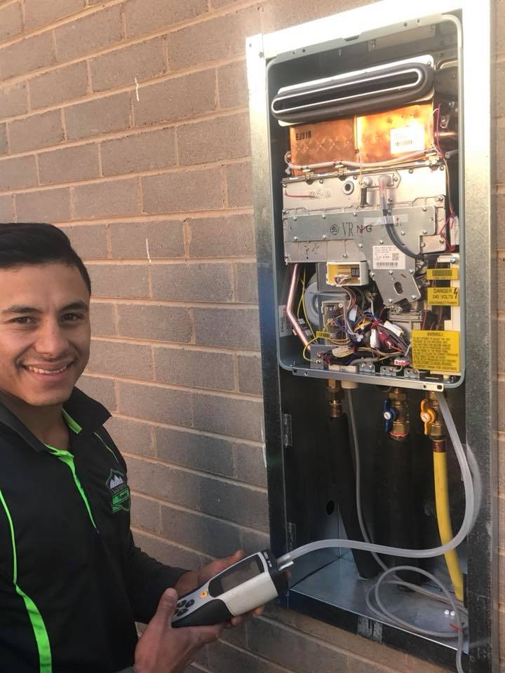 reliable plumber canberra