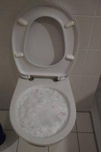 blocked toilet plumber canberra