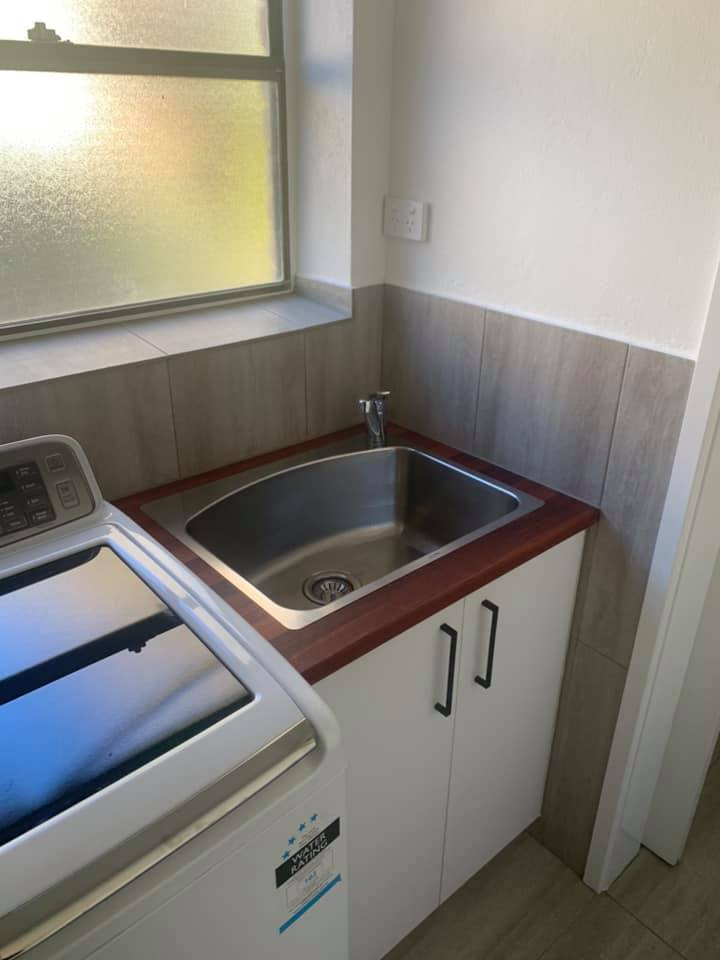 new sink install canberra